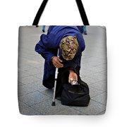 Budapest Beggar Tote Bag