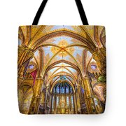 Budapest - Mathias Cathedral Tote Bag