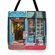 Budapest Storefront Tote Bag