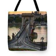 budapest 'X Tote Bag