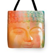 Buddah Glow Tote Bag