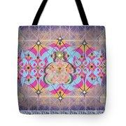 Buddah II Tote Bag
