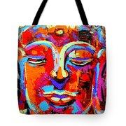 Buddha 3 Tote Bag