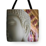Buddha At Hsi Lai Temple Tote Bag