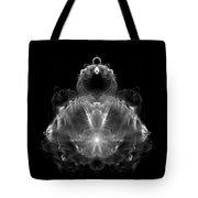 Buddha Fractal Tote Bag
