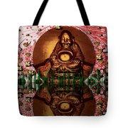 Buddha Garden Tote Bag