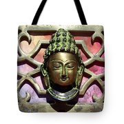 Buddha - Heavy Metal Tote Bag