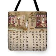 Buddha: Prince Gautama Tote Bag