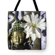 Buddha - Spring Tote Bag