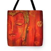 Buddha - The Self Possession Tote Bag