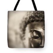 Buddha Thoughts Tote Bag