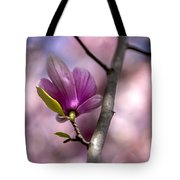 Budding Magnolia Tote Bag
