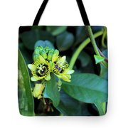 Buds And Blooms Tote Bag