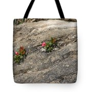 Buds Of Beauty Within Harshness Tote Bag