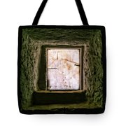 Buenos Aires Church Window Tote Bag