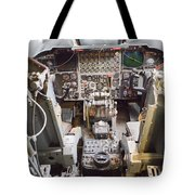 Buff Cockpit Tote Bag