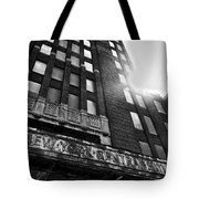 Buffalo Central Terminal Tote Bag