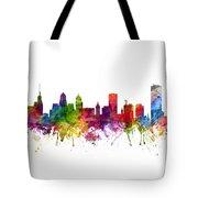 Buffalo Cityscape 06 Tote Bag