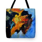 Buffalo-like Abstract  Tote Bag