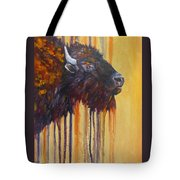 Buffalo Mania Tote Bag