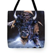Buffalo Medicine Tote Bag