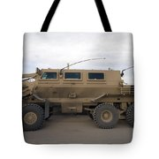 Buffalo Mine Protected Vehicle Tote Bag by Terry Moore