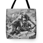 Buffalo Soldier, 1886 Tote Bag