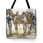 Buffalo Soldiers, 1886 Tote Bag