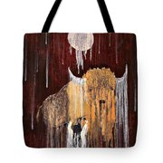 Buffalo Spirit Tote Bag