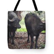 Buffaloes Tote Bag