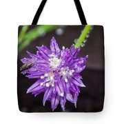 Bug Chilling Chive Tote Bag