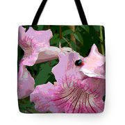 Bug Considering Going There Tote Bag