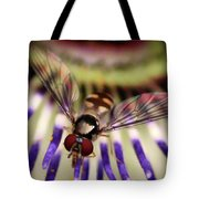 Bug Eyed Tote Bag