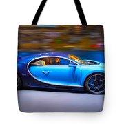 Bugatti Chiron 2 Tote Bag