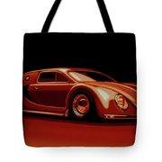 Bugatti Veyron 'beetgatti' 1945 Painting Tote Bag