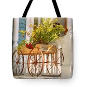 Buggy Planter Tote Bag