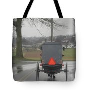 Buggy Ride After The Storm Tote Bag