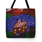 Buggy Ride Under The Stars Tote Bag