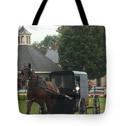 Buggy Travels By Tote Bag