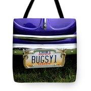 Bugsy II Tote Bag