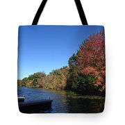 Buhl Lake Tote Bag