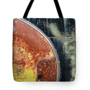 Buick Fender Abstract Tote Bag