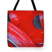 Buick Lasalle Portholes And Fender #3 Tote Bag