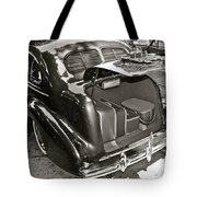 Buick Road Trip Tote Bag