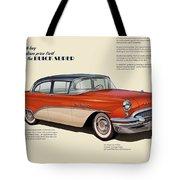 Buick Super Tote Bag