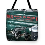Buick Valve In Head Eight Tote Bag