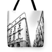 Building Barcelona Tote Bag