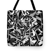 Building Blocks 2 Tote Bag