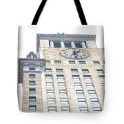 Building Closeup In Manhattan 11 Tote Bag