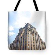 Building Closeup In Manhattan 2 Tote Bag